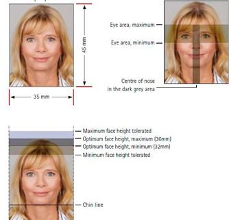 Foto Pasaporte Alemán Requisitos