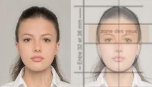Foto Pasaporte Francés
