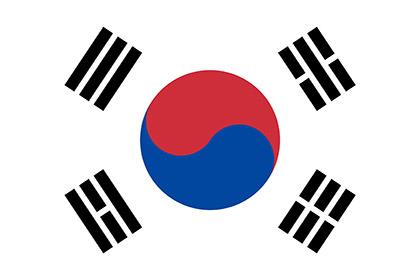 Corea del Sur Foto Pasaporte