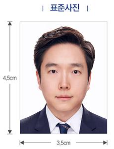 Foto Pasaporte Corea del Sur